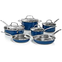 Deals on Cuisinart Stainless Steel Chefs Classic 10-Pc Cookware Set