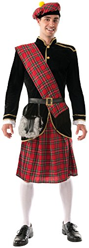 Forum Novelties Men's Scotsman Costume