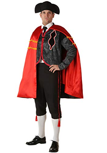Matador Costume Large Black,red -