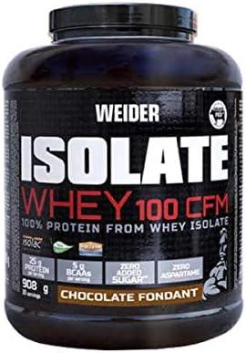 Weider Isolate Whey 100 CFM - 908 gr. Strawberry Ice Cream ...