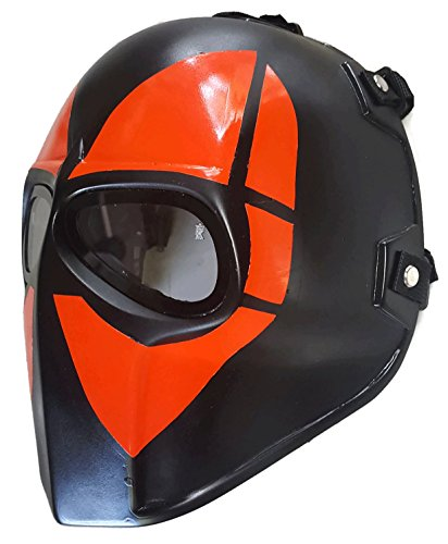 Invader King ™ Mortal Combat Army of Two Airsoft Mask Protective Gear Outdoor Sport Fancy Party Ghost Masks Bb Gun