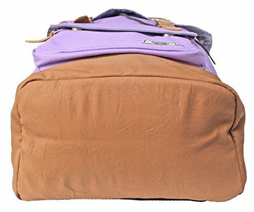 4fc6ad588725 Amazon.co.jp: バックパック リュック バッグ カバン WillLand Outdoor アウトドアs college カレッジ 大学  Deliziosa Backpack - purple パープル 紫 [並行輸入品]: ...