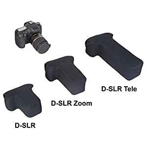 OP/TECH USA Soft Pouch Digital D-SLR Zoom (Black)