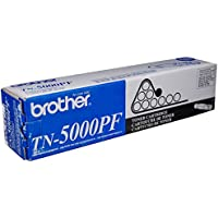 Brother TN5000PF Black Toner Cartridge - Retail Packaging