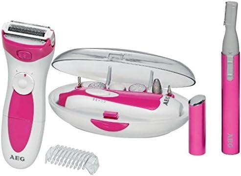 AEG Lbs 5676 Lady Beauty Set.: Amazon.es: Salud y cuidado personal