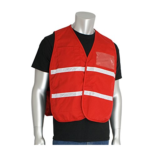 Protective PIP 300-2508/M-XL Non-ANSI Incident Command Ve...