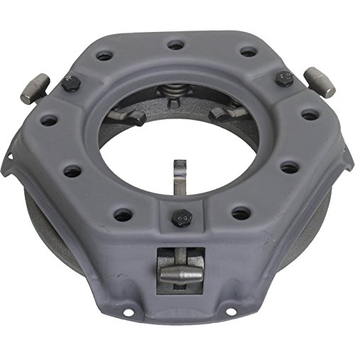 MACs Auto Parts 44-12199 Mustang Manual Transmission Pressure Plate - 10 Diameter - 289 V-8