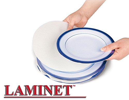 Felt Plate Dividers (White Felt Plate Dividers - 12-10