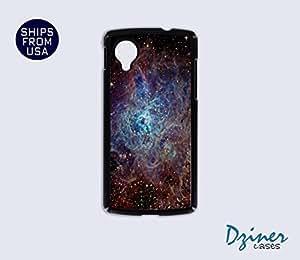 Nexus 5 Case - Space Cloud Design iPhone Cover