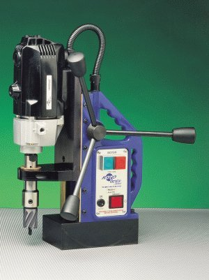Champion Cutting Tool RotoBrute RB32 MiniBrute Magnetic Drill Press-Portable by Champion Cutting Tool Corp