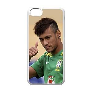 IPhone 5C Phone Case for Neymar pattern design