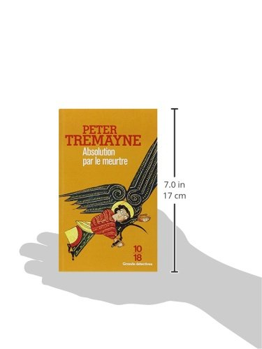 Absolution par le meurtre (Grands détectives) (French Edition)