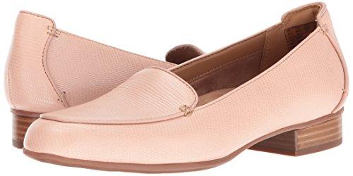 Clarks Women's Keesha Luca Slip-on Loafer, Dusty Pink Leather, 8.5 W US by CLARKS (Image #6)