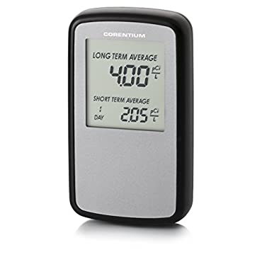 Corentium Home by Airthings, Radon Detector, USA version in pCi/L