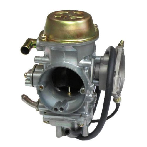 ZOOM ZOOM PARTS Carburetor FOR Yamaha Grizzly 660 YFM660 2002 2003 2004 2005 2006 2007 2008 Carb NEW