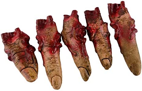 IronBuddy Bloody Fingers Realistic Severed product image