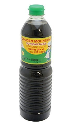 Golden Mountain salsa de condimento 980ml: Amazon.es: Alimentación y bebidas