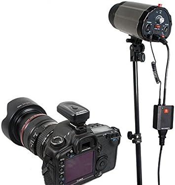 Drahtloser Blitzauslöser Empfänger DC 04 4 Kanal Für Canon  Strobe