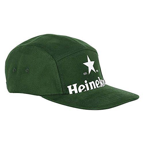 Logotipo Heineken Gorra Oscuro Verde con XOxawgq