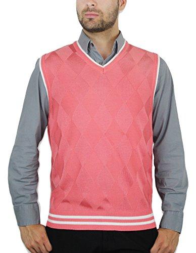 Blue Ocean Argyle Sweater -