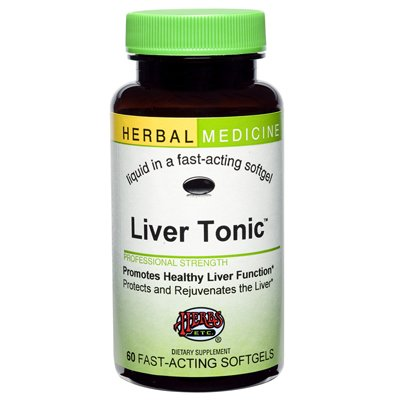 Herbs Etc Liver Tonic 60 by Herbs Etc.