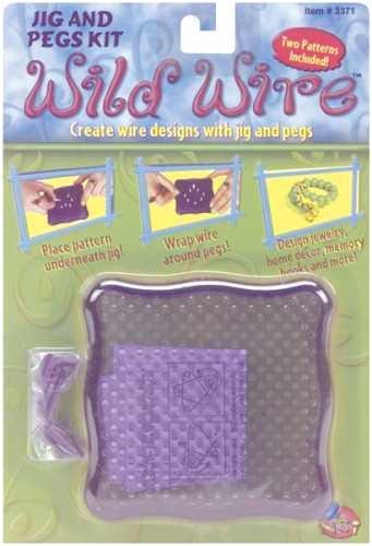 Wild Peg (Wild Wire Jig & Pegs Kit)