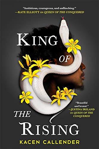 Book Cover: King of the Rising