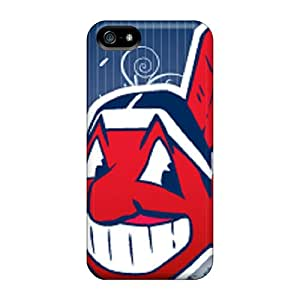 Awesome Design Cleveland Indians Hard Case Cover For Iphone 5/5s