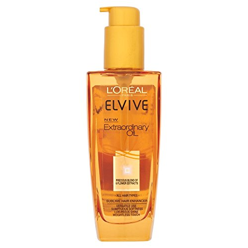 Price comparison product image Loreal Elvive Extraordinary Oil All Hair Types 100ml by L'Oreal Paris