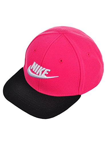 c1b7a76e842e0 Nike Baby Girls  Snapback Cap - vivid pink black