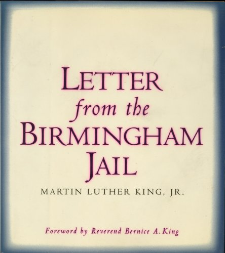 (Letter from the Birmingham Jail )