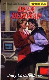 book cover of Dear Deborah