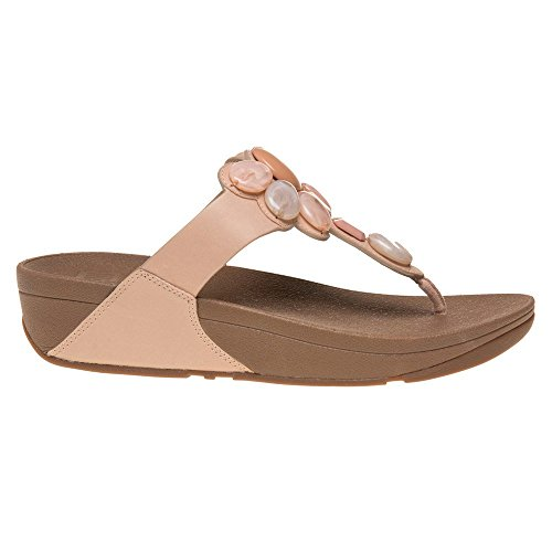 Fitflop Honeybee Jewelled Mujer Sandalias Natural NATURAL|NUDE