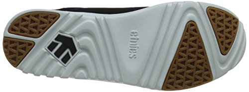 Etnies Cut SC Herren LowTop Black Black/Grey/White 581