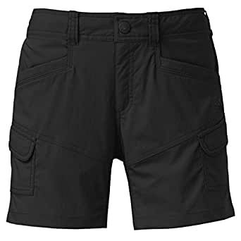 The North Face Women's Paramount II Short TNF Black 8 S