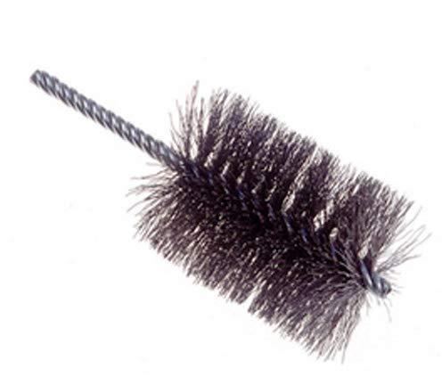 Double Spiral Internal Tube Brush Brush Dia: 1 Pack of 5 Bristle Dia.: 0.006 Bristle Material: Steel