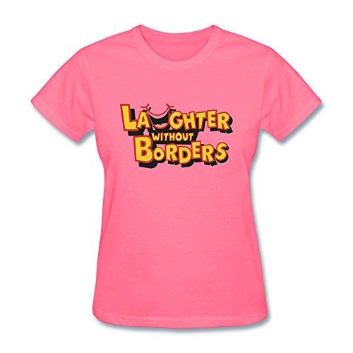 Libling Women's Laughter Logo Short Sleeve T-Shirt