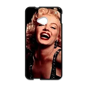 Marilyn Monroe & Quotes for HTC One M7 Phone Case & Custom Phone Case Cover R88A651963