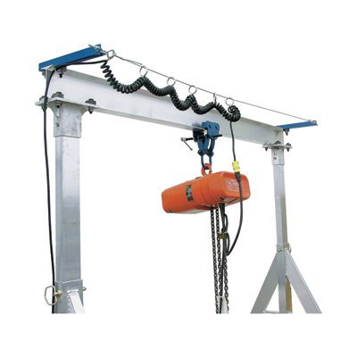 Vestil Festoon Kit for Gantry Crane - Accessory for Steel or Aluminum Gantry Cranes, Model# FES-KIT