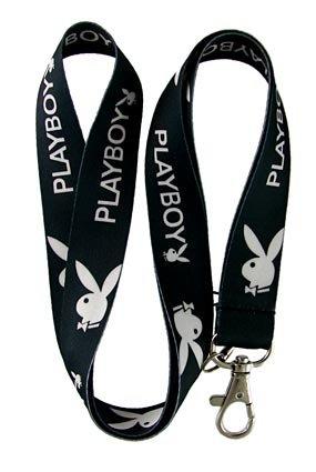 Amazon.com: Playboy Cordón Negro – DGK cuello Lanyard – 25 ...