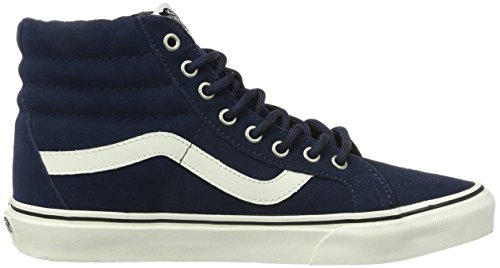 Hautes Baskets Sk8 Mixte Bleu Adulte Reissue Vans Mlx hi TF1xf