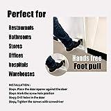 Hands Free Foot Pull Door Opener,No-Contact