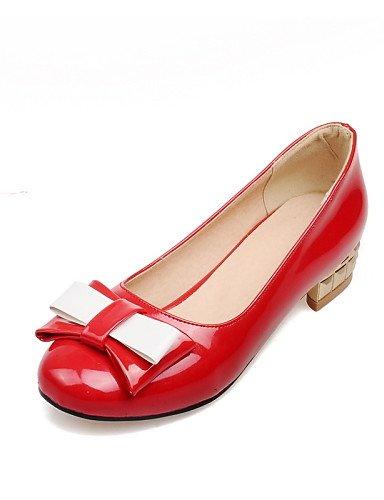 sint piel de PDX mujer zapatos de wqPnOW18v