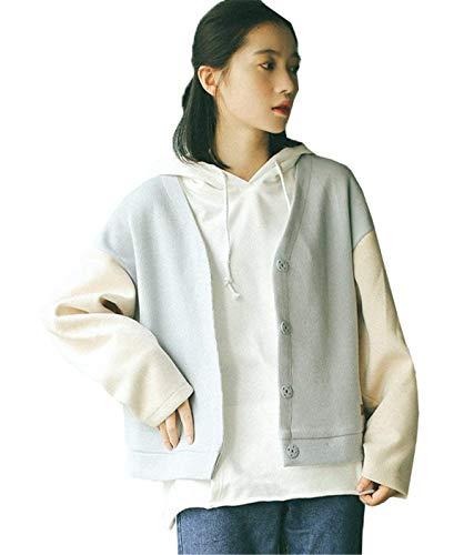 Blouson Automne Couleurs M Fashion BIRAN Printemps Femme vgxtq5