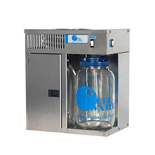 Pure Water Mini-Classic CT Counter Top Distiller - home water distillers