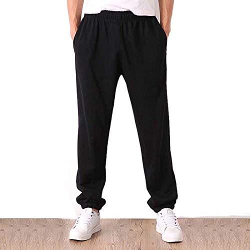 Pantalones de chándal para hombres Pantalones de chándal de gran ...