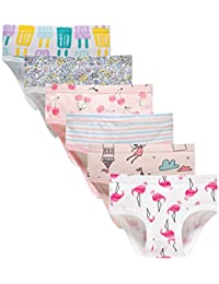 Baby Soft Cotton Panties Little Girls'Briefs Toddler...