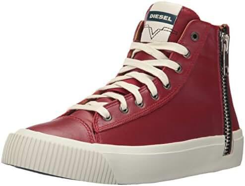 Diesel Men's Zip-Turf S-Voyage Sneaker