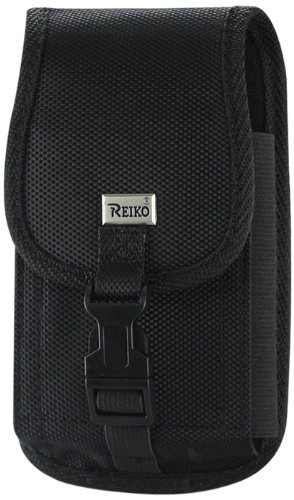 Reiko Rugged Pouch XXXL - Retail Packaging - Black ()