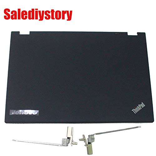100% New for LCD Rear Back Cover Lid W/Hinges for Lenovo Thinkpad T430 T430i 04W6861